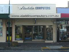 The Aladdin Computers Store